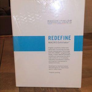 NEW IN BOX-Rodman + Fields Macro Exfoliator